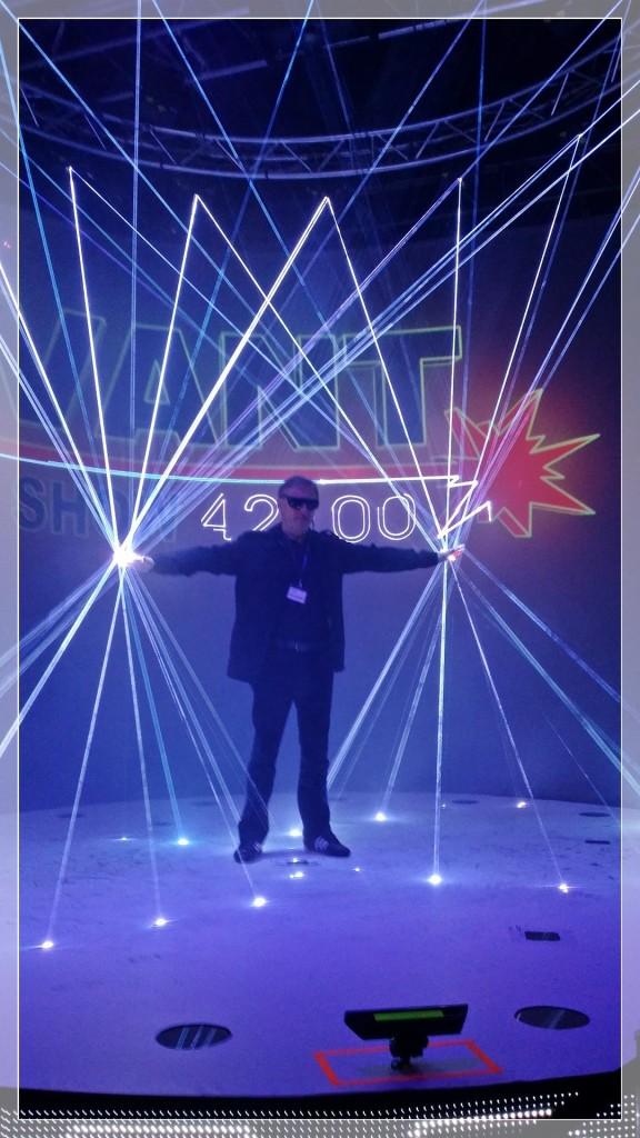 Laser Wolfgang